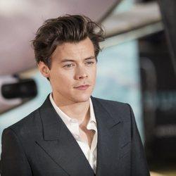 Harry Styles en la premiere de 'Dunkirk'