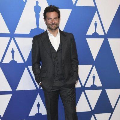 Bradley Cooper en el almuerzo de nominados de los Premios Oscar 2019