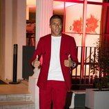 Kylian Mbappé en la fiesta de cumpleaños de Neymar