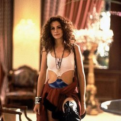 Julia Roberts en la película 'Pretty Woman'