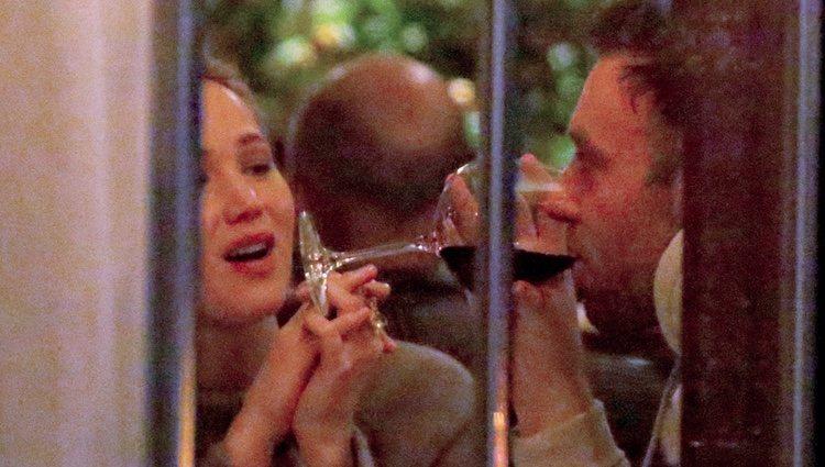 Jennifer Lawrence y Cooke Maroney