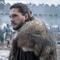 Jon Snow en la octava temporada de 'Juego de Tronos'