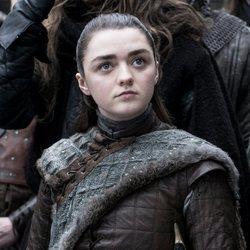 Arya Stark en la octava temporada de 'Juego de Tronos'