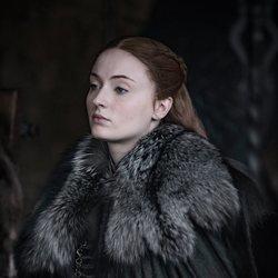 Sansa Stark en la octava temporada de 'Juego de Tronos'