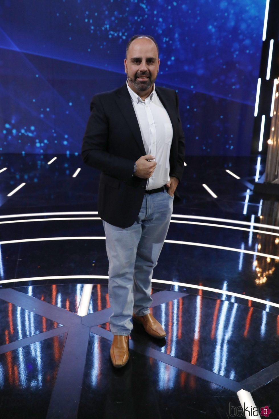 Julio Ruz en la gala 6 de 'GH DÚO'