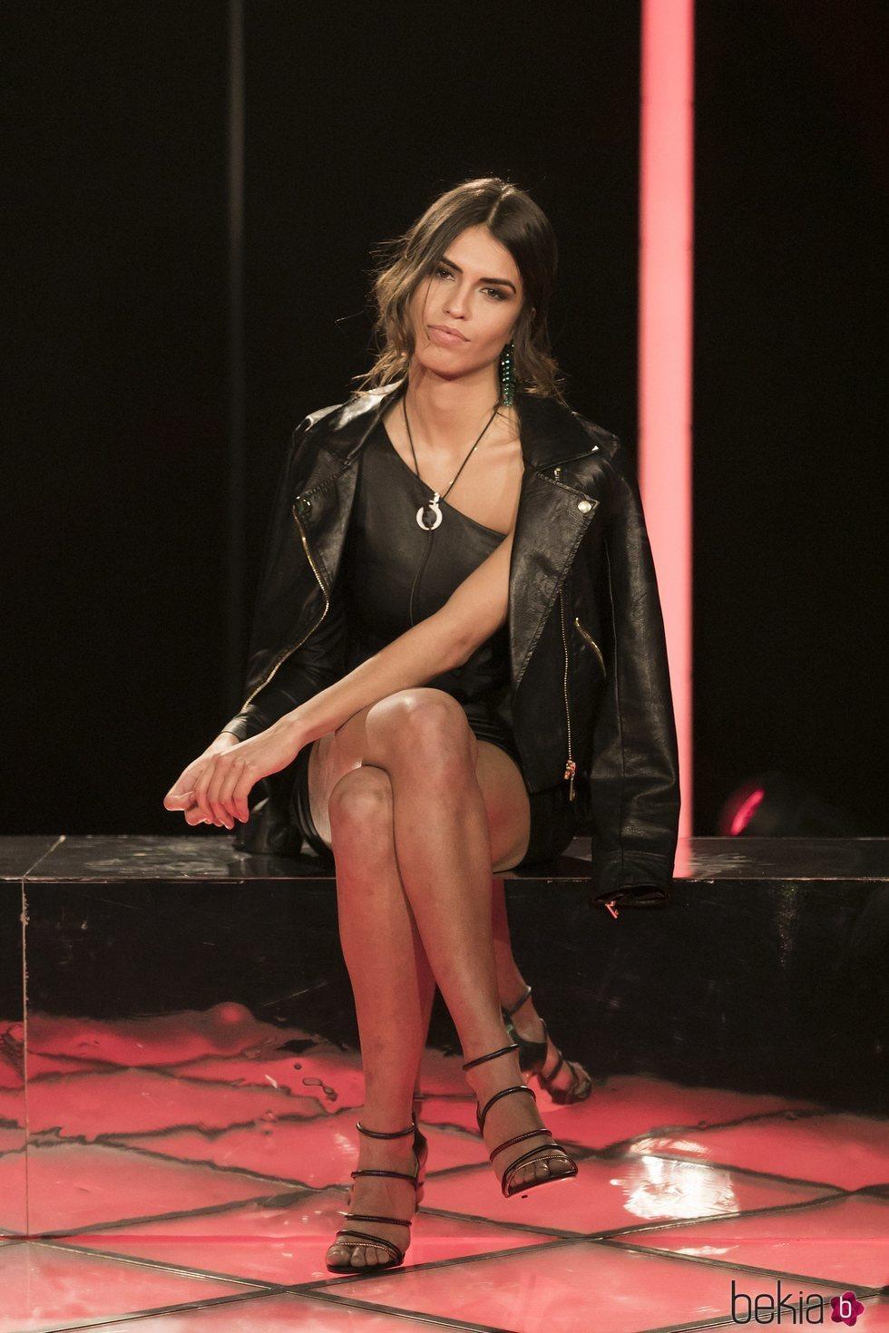 Sofía Suescun en la sala de expulsiones en la gala 6 en 'GH DÚO'