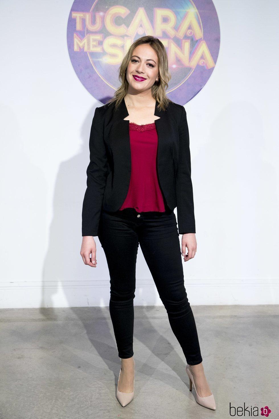 María Villalón, ganadora de 'Tu cara me suena 7'