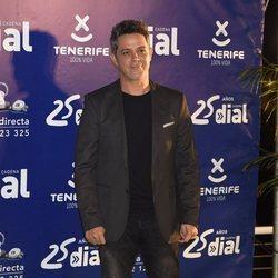 Alejandro Sanz en los premios cadena dial