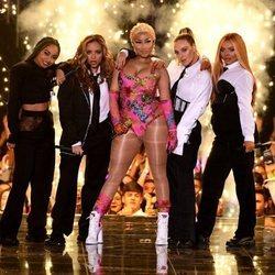 NIcki Minaj en los MTV Emas de Bilbao