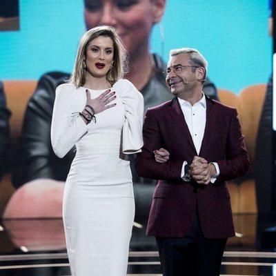 Jorge Javier Vázquez y Candela Acevedo en 'GHDÚO'