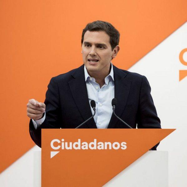 Albert Rivera, el líder de Ciudadanos en imágenes