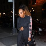 Serena Williams, de cena con Meghan Markle en Nueva York