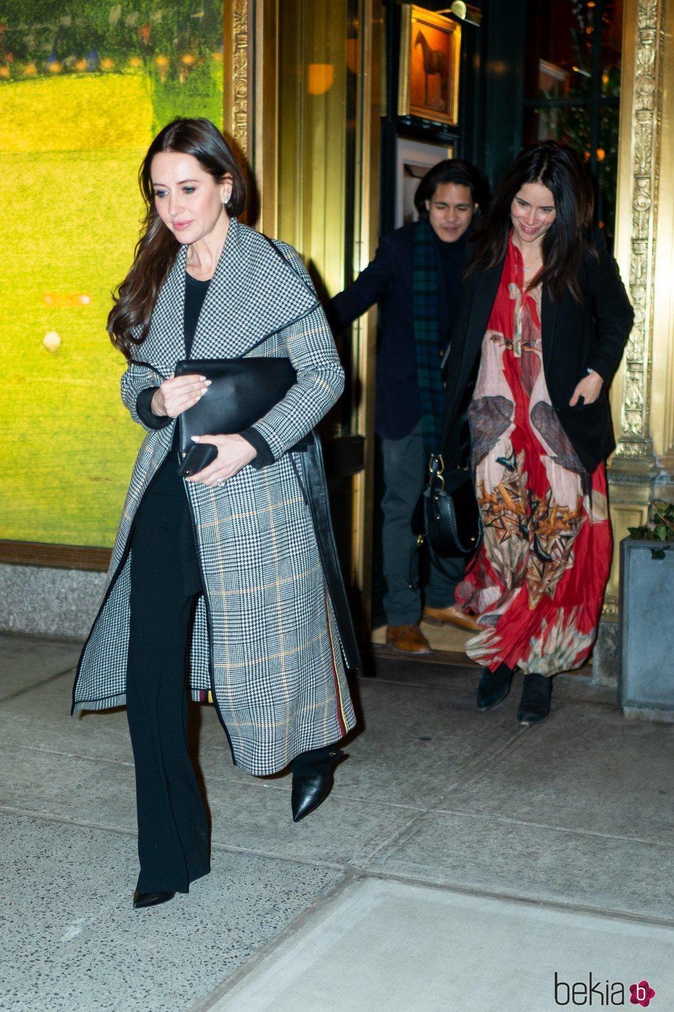 Jessica Mulroney y Abigail Spencer, de cena con Meghan Markle en Nueva York