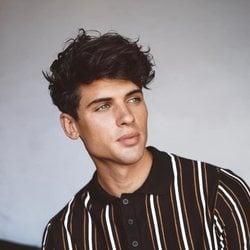 Daniel Illescas, muy sexy