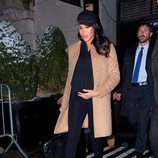 Meghan Markle en su baby shower