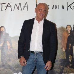 Kiko Matamoros en el concierto de Ketama