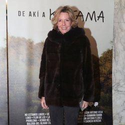 Simoneta Gómez-Acebo en el concierto de Ketama