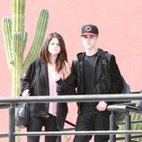Justin Bieber y Selena Gomez de vacaciones en México