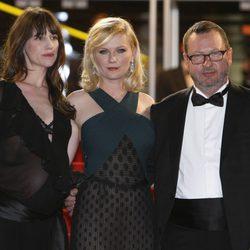 Lars Von Trier presenta en el Festival de Cannes 2011 'Melancolía'