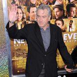 Robert De Niro en el estreno de 'New Year's Eve' en Nueva York