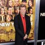 Jon Bon Jovi en el estreno de 'New Year's Eve' en Nueva York