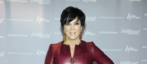 Kris Jenner en The Hollywood Reporter's Annual 'Power 100: Women In Entertainment Breakfast'