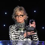 Jane Fonda en The Hollywood Reporter's Annual 'Power 100: Women In Entertainment Breakfast'