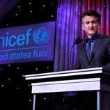 Sean Penn en la gala Unicef Ball 2011