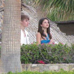 Justin Bieber y Selena Gomez pasean su amor en México