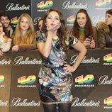 Chenoa en los Premios 40 Principales 2011