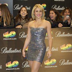 Shakira en los Premios 40 Principales 2011