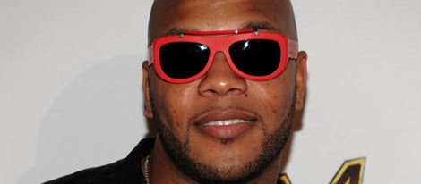 Flo Rida en el concierto de los Jingle Ball 2011
