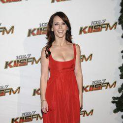 Jennifer Love Hewitt  en el concierto Jingle Ball 2011
