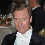 El Gran Duque Enrique de Luxemburgo en la entrega de los Premios Nobel 2011