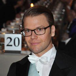 El Príncipe Daniel de Suecia en el banquete de los Premios Nobel 2011