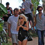 Lindsay Lohan en Hawai