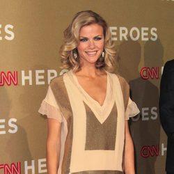 Brooklyn Decker en la gala CNN Heroes: An All-Star Tribute