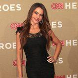 Sofía Vergara en la gala CNN Heroes: An All-Star Tribute