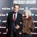 Los duques de Alba en el estreno de 'Misión imposible: Protocolo fantasma' en Madrid