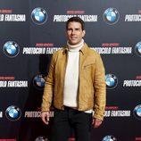 Tom Cruise en el estreno de 'Misión imposible: Protocolo fantasma' en Madrid