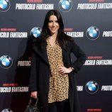 Nika en el estreno de 'Misión imposible: Protocolo fantasma' en Madrid