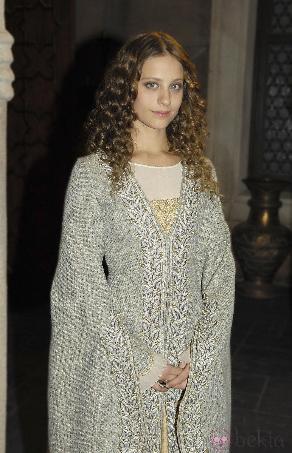 Michelle Jenner interpreta a Isabel la Católica en 'Isabel'