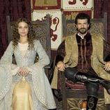 Michelle Jenner y Rodolfo Sancho son los Reyes Católicos en 'Isabel'