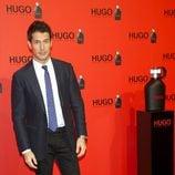 Jaime Cantizano en la fiesta de Hugo Boss