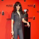 Ana Turpin en la fiesta de Hugo Boss