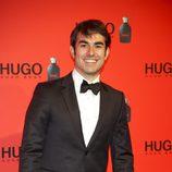 Daniel Muriel en la fiesta de Hugo Boss