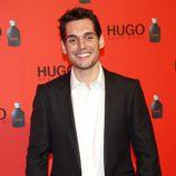 Josep Lobató en la fiesta de Hugo Boss