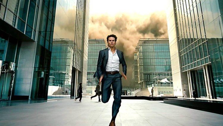 Tom Cruise en 'Misión Imposible: Protocolo Fantasma'
