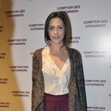 María León en la reapertura de una tienda Comptoir des Cotonniers