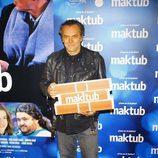 José Coronado en el estreno de 'Maktub'